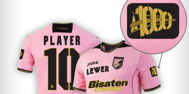 1000inA, il Palermo celebra la millesima partita in serie A
