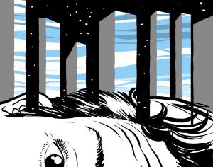 Carezza (illustrazione di Giuseppe Lo Bocchiaro)