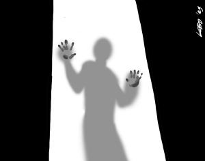 Ombre (illustrazione di Giuseppe Lo Bocchiaro)