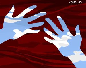 Colpire gli infami (illustrazione di Giuseppe Lo Bocchiaro)