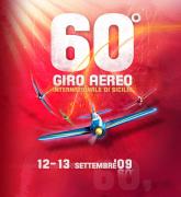"""60° """"Giro Aereo Internazionale di Sicilia"""""""