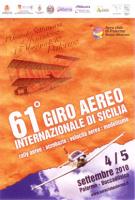 """61° """"Giro Aereo Internazionale di Sicilia"""""""