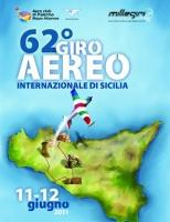 """62° """"Giro Aereo Internazionale di Sicilia"""""""