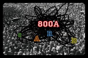 800A card