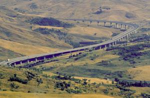 Il Sole 24 ORE e i guard-rail sulla Palermo - Catania