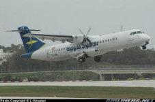 ATR 72 Tuninter