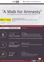 """A Walk for Amnesty"""