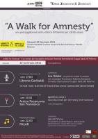 """""""A Walk for Amnesty"""""""