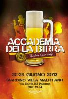 """""""Accademia della birra"""""""