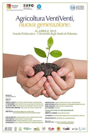 """""""Agricoltura VentiVenti, nuova generazione"""" all'Università"""