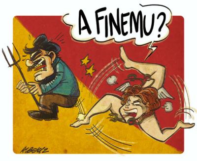 A finemu?