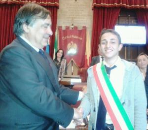 Andrea De Lisi è il primo baby-sindaco di Palermo