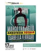 """Marco Travaglio e Isabella Ferrari - """"Anestesia totale"""""""