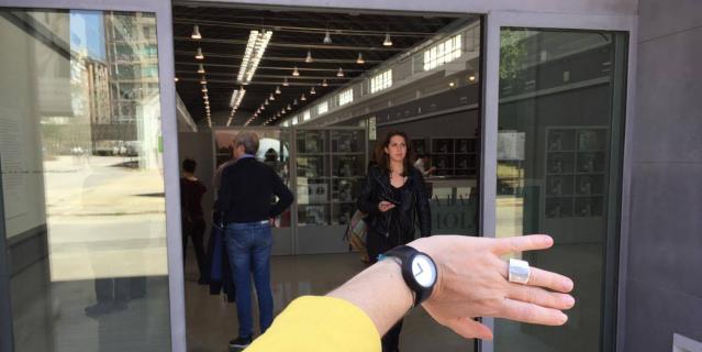 La mostra di Letizia Battaglia può aprire alle 11:37?