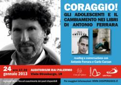 Antonio Ferrara all'Auditorium della Rai