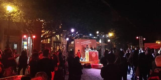 Polemiche per evento con musica ad alto volume a piazza Verdi, il Comune si scusa