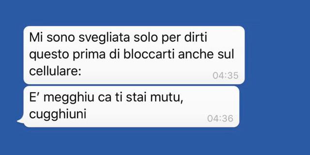 Salvo Sottile critica Asia Argento, lei risponde insultando in siciliano