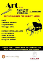 """Art for Amnesty"""