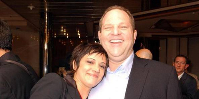 Asia Argento e Harvey Weinstein