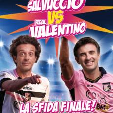 Ficarra e Picone per beneficenza: Atletico Salvuccio vs. Real Valentino