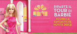 """Barbie Pink Tour"" a Mondello"