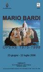 """Mario Bardi. Opere 1975 - 1998"""