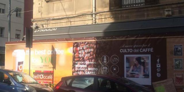 Presto aprirà Bell'occafè, caffetteria Starbucks-like a Palermo