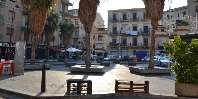 Borgo Vecchio pedonale