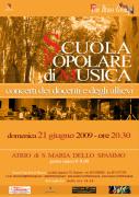 Concerto degli allievi e dei docenti della Scuola popolare di musica della fondazione The Brass Group