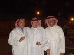 Cammarata e la delegazione a Dubai
