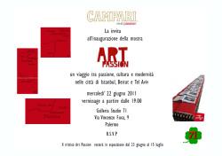 """""""Campari Art Passion"""""""