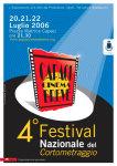 """""""Capaci Cinema Breve"""" 2006"""