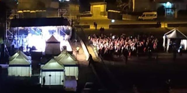 Flop di partecipazione per il Capodanno del Comune di Palermo al Cep