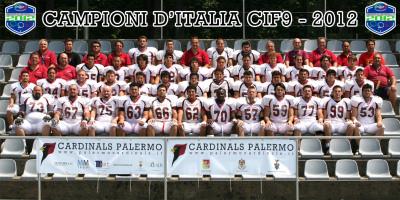 I Cardinals sono campioni d'Italia