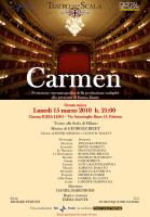 """Carmen"" all'Igiea Lido"