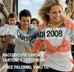 """Cartoniadi 2008"" a Palermo"