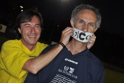 Francesco Cascio e Paolo Vannini