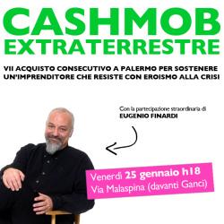 Eugenio Finardi al Teatro Lelio e al Cash mob