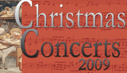 """Christmas concerts"""