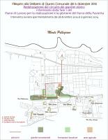"""""""Circuito dei Giardini storici"""""""