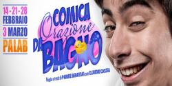 """Claudio Casisa - """"Comica orazione da bagno"""""""