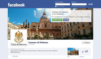 Comune di Palermo - facebook