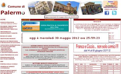 www.comune.palermo.it