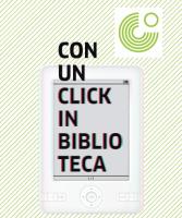 """Con un click in biblioteca"""