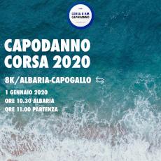 """""""Corsa di Capodanno"""" 2020"""