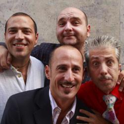 Antonio Gandolfo, Antonio Pandolfo, Massimo Minutella e Giovanni Cangialosi