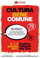 """""""Cultura bene comune"""""""