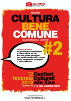 """""""Cultura bene comune #2"""""""