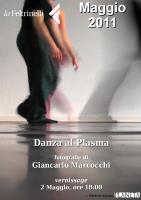 """Giancarlo Marcocchi - """"Danza al plasma"""""""