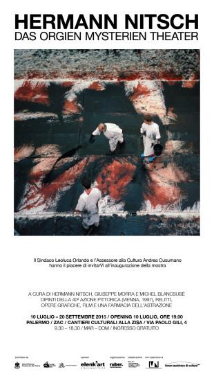 "Hermann Nitsch - ""Das Orgien Mysterien Theater"""